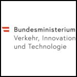 Logo des Bundesministeriums für Verkehr, Innovation und Technologie
