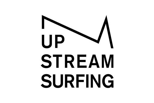 Startup.Tirol Booster upstream surfing